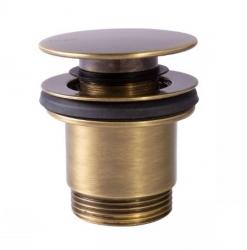 TRES - Umyvadlový ventilzátka O63mm CLICK-CLACK (24284001LV)