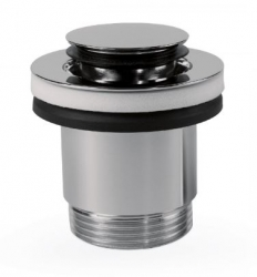 TRES - Umyvadlový ventilzátka O40mm CLICK-CLACK (24284002)
