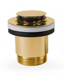 TRES - Umyvadlový ventilzátka O40mm CLICK-CLACK (24284002OR)