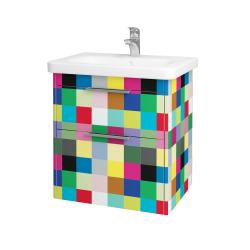 Dreja - Kúpeľňová skriňa ENZO SZZ2 65 - IND Individual / IND Individual (52563)