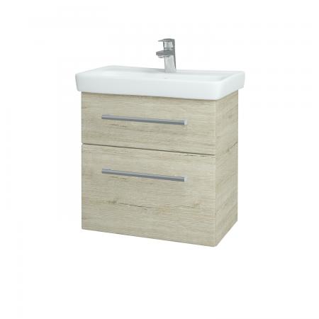 Dreja - Kúpeľňová skriňa GO SZZ2 60 - D05 Oregon / Úchytka T03 / D05 Oregon (28148C)