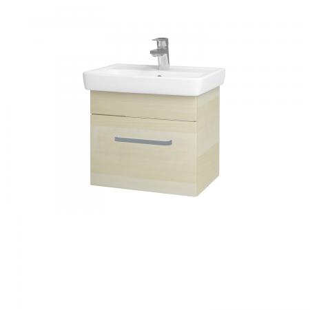 Dreja - Kúpeľňová skriňa SOLO SZZ 50 - D02 Bříza / Úchytka T01 / D02 Bříza (21255A)