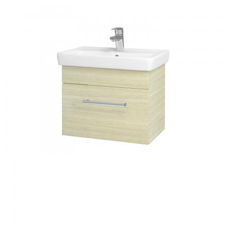 Dreja - Kúpeľňová skriňa SOLO SZZ 55 - D04 Dub / Úchytka T03 / D04 Dub (21286C)