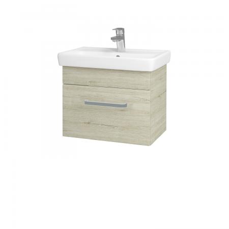 Dreja - Kúpeľňová skriňa SOLO SZZ 55 - D05 Oregon / Úchytka T01 / D05 Oregon (21354A)
