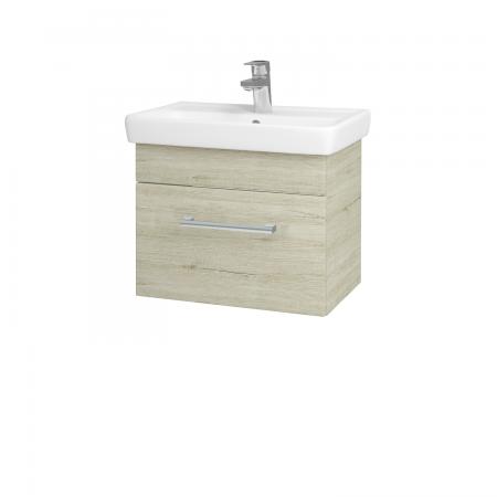Dreja - Kúpeľňová skriňa SOLO SZZ 55 - D05 Oregon / Úchytka T03 / D05 Oregon (21354C)