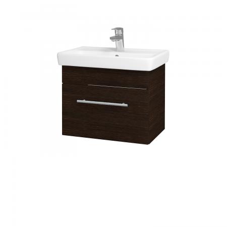 Dreja - Kúpeľňová skriňa SOLO SZZ 55 - D08 Wenge / Úchytka T02 / D08 Wenge (21408B)