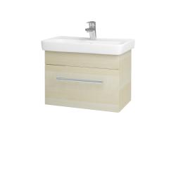 Dreja - Kúpeľňová skriňa SOLO SZZ 60 - D02 Bříza / Úchytka T03 / D02 Bříza (22153C)
