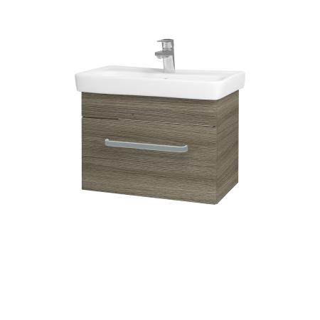 Dreja - Kúpeľňová skriňa SOLO SZZ 60 - D03 Cafe / Úchytka T01 / D03 Cafe (22115A)