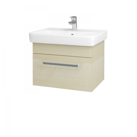 Dreja - Kúpeľňová skriňa Q UNO SZZ 60 - D02 Bříza / Úchytka T01 / D02 Bříza (28384A)