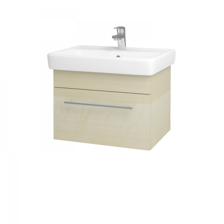Dreja - Kúpeľňová skriňa Q UNO SZZ 60 - D02 Bříza / Úchytka T02 / D02 Bříza (28384B)
