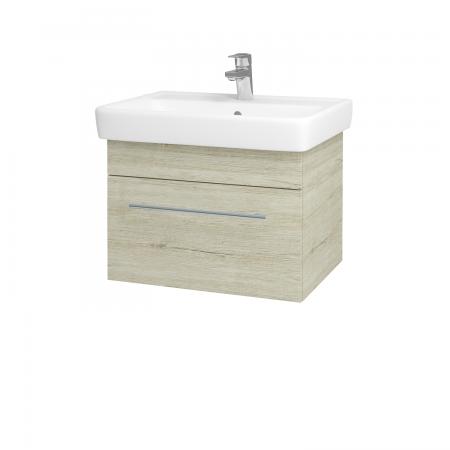 Dreja - Kúpeľňová skriňa Q UNO SZZ 60 - D05 Oregon / Úchytka T02 / D05 Oregon (28360B)