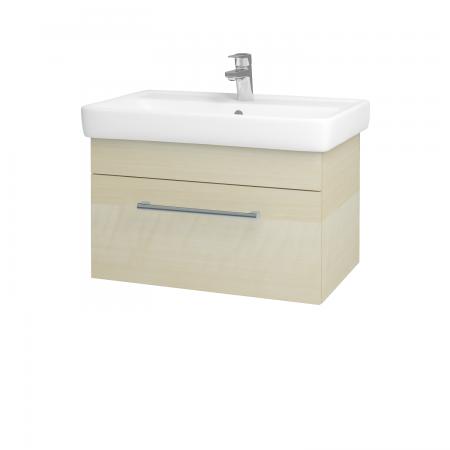 Dreja - Kúpeľňová skriňa Q UNO SZZ 70 - D02 Bříza / Úchytka T03 / D02 Bříza (28445C)