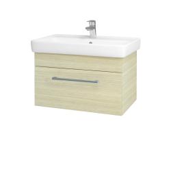 Dreja - Kúpeľňová skriňa Q UNO SZZ 70 - D04 Dub / Úchytka T03 / D04 Dub (28414C)