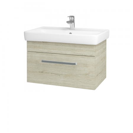 Dreja - Kúpeľňová skriňa Q UNO SZZ 70 - D05 Oregon / Úchytka T01 / D05 Oregon (28421A)