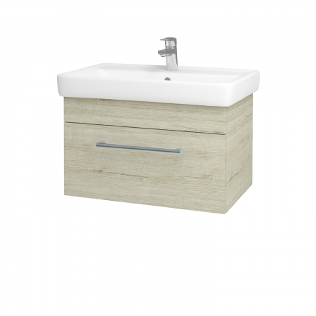 Dreja - Kúpeľňová skriňa Q UNO SZZ 70 - D05 Oregon / Úchytka T03 / D05 Oregon (28421C)