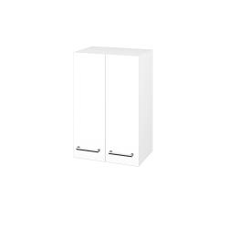 Dreja - Skriňa horná DOS SYD2 50 - N01 Bílá lesk / Úchytka T03 / L01 Bílá vysoký lesk (65020C)
