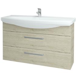 Dreja - Kúpeľňová skriňa TAKE IT SZZ2 120 - D05 Oregon / Úchytka T01 / D05 Oregon (134358A)