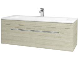 Dreja - Kúpeľňová skriňa ASTON SZZ 120 - D05 Oregon / Úchytka T02 / D05 Oregon (131487B)