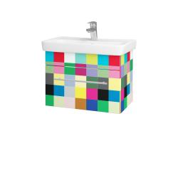 Dreja - Kúpeľňová skriňa SOLO SZZ 60 - IND Individual / Úchytka T02 / IND Individual (150389B)