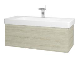 Dreja - Kúpeľňová skriňa VARIANTE SZZ 105 - D05 Oregon / D05 Oregon (164287)