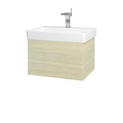 Dreja - Kúpeľňová skriňa VARIANTE SZZ 60 - D04 Dub / D04 Dub (162603)