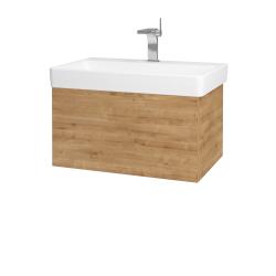 Dreja - Kúpeľňová skriňa VARIANTE SZZ 70 - D09 Arlington / D09 Arlington (163204)