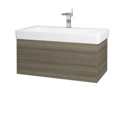 Dreja - Kúpeľňová skriňa VARIANTE SZZ 85 - D03 Cafe / D03 Cafe (163709)