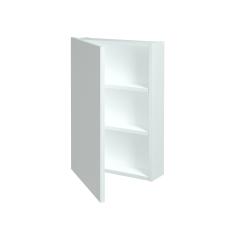 Dreja - Jednodverová galérka Q GA 50 - N01 Bílá lesk / Levé (29008)