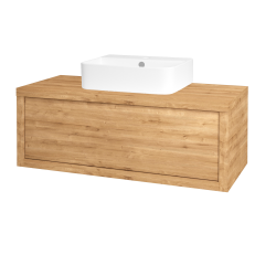 Dreja - Kúpeľňová skriňa STORM SZZ 100 (umývadlo JOY 3) - D09 Arlington / D09 Arlington (217990)