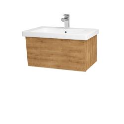 Dreja - Kúpeľňová skriňa INVENCE SZZ 65 (umývadlo Harmonia) - D09 Arlington / D09 Arlington (176136)