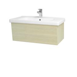 Dreja - Kúpeľňová skriňa INVENCE SZZ 80 (umývadlo Harmonia) - D04 Dub / D04 Dub (178772)