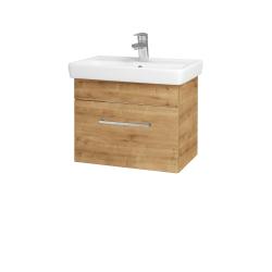 Dreja - Kúpeľňová skriňa SOLO SZZ 55 - D09 Arlington / Úchytka T04 / D09 Arlington (150181E)