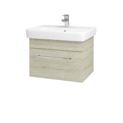 Dreja - Kúpeľňová skriňa Q UNO SZZ 60 - D05 Oregon / Úchytka T04 / D05 Oregon (28360E)
