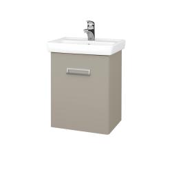 Dreja - Kúpeľňová skriňa DOOR SZD 50 - M05 Béžová mat / Úchytka T02 / M05 Béžová mat / Levé (205096B)