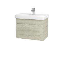 Dreja - Kúpeľňová skriňa SOLO SZZ 60 - D05 Oregon / Úchytka T05 / D05 Oregon (22139F)
