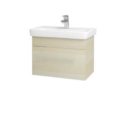 Dreja - Kúpeľňová skriňa SOLO SZZ 60 - D02 Bříza / Úchytka T05 / D02 Bříza (22153F)