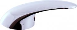 SLEZAK-RAV - Vodovodní baterie dřezová/umyvadlová DUNAJ , Barva: chrom, Rozměr: 150mm, Spořící kartuš: D501.5/21LUX, Typ ručky: D501.5/21 (D501.5/21LUX), fotografie 2/1