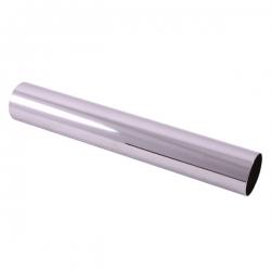 SLEZAK-RAV - Prodloužení k umyvadlovému sifonu - boční část - chrom, Barva: chrom, Rozměr: 45 cm (MD0691-45)