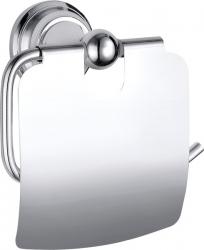 SLEZAK-RAV - Držák toaletního papíru s krytem, Barva: chrom (MKA0400)