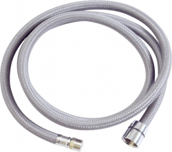 SLEZAK-RAV - Sprchová hadice - 200 cm, Barva: plast /šedá, Rozměr: 200 cm (PH2003)