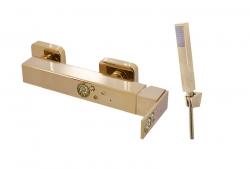SLEZAK-RAV - Vodovodní baterie sprchová , Barva: zlato, Rozměr: 150 mm (ROYAL1180.5Z)