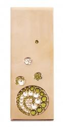 SLEZAK-RAV - Vodovodní baterie bidetová vestavěná, Barva: chrom (ROYAL1447), fotografie 2/4