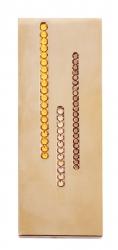 SLEZAK-RAV - Vodovodní baterie bidetová vestavěná, Barva: chrom (ROYAL1447), fotografie 4/4