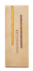 SLEZAK-RAV - Vodovodní baterie sprchová vestavěná , Barva: chrom (ROYAL1483), fotografie 6/4
