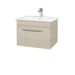 Dreja - Kúpeľňová skriňa ASTON SZZ 60 - D04 Dub / Úchytka T01 / D04 Dub (131265A)