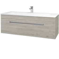 Dreja - Kúpeľňová skriňa ASTON SZZ 120 - D05 Oregon / Úchytka T01 / D05 Oregon (131487A)
