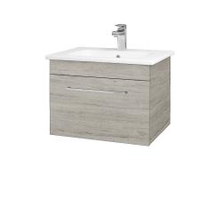 Dreja - Kúpeľňová skriňa ASTON SZZ 60 - D05 Oregon / Úchytka T04 / D05 Oregon (131272E)