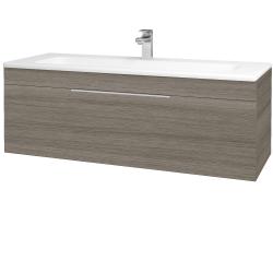 Dreja - Kúpeľňová skriňa ASTON SZZ 120 - D03 Cafe / Úchytka T05 / D03 Cafe (131463F)
