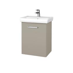 Dreja - Kúpeľňová skriňa DOOR SZD 50 - M05 Béžová mat / Úchytka T03 / M05 Béžová mat / Pravé (205096CP)