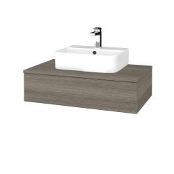 Dreja - Kúpeľňová skrinka MODULE SZZ 80 - D03 Cafe / D03 Cafe (296957)